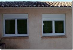 Remplacement des ouvrants : fenêtres avec volet incorporés