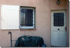 Remplacement des ouvrants : porte, baraudage